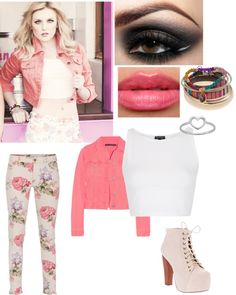"""""""#perriestyle"""" by jessie-horan ❤ liked on Polyvore"""