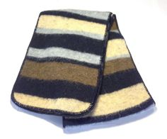 - Icelandic Brushed wool scarf - Grey, White & Brown - Wool Accessories - Nordic Store Icelandic Wool Sweaters