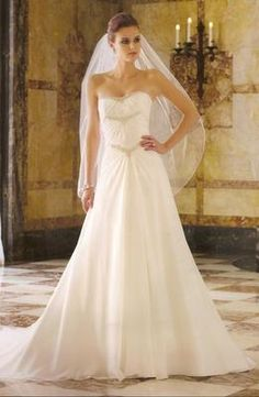 Original Price:$988.98    Price:$593.98    Label Size:6     Designer: #Sophia Tolli     Style Number:y2958     Dress Condition: Beautiful and in great condition!