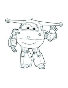super wings coloring picture   coloring for kid。   pinterest - Sprout Super Wings Coloring Pages