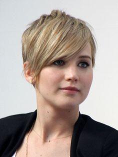 Jennifer Lawrence: Why I Chopped Off All MyHair