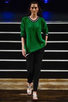 Marcel Ostertag Berlin Spring 2017 Fashion Show - Berlin Womenswearsummer 2017Marcel Ostertag