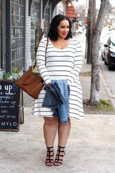 Plus Size Fashion for Women - Plus Size Outfit - Beauticurve Deutsche Mode,  Verstecken, 338ebd89dd
