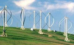 The q5 wind turbine -- designed for urban areas and places with flukier winds
