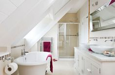 Loft Bathroom Conversion - Channel4 - 4Homes
