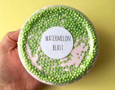 Watermelon Blast slime butter slime fluffy slime