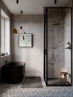 Gingko Leaf on Behance Bathroom Interior, Modern Bathroom, Paper Floor Lamp, Modern Interior, Interior Design, Modern Dresser, Living Room Modern, Beautiful Kitchens, Bathroom Inspiration