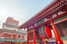 雷門(Kaminarimon) #Japan #Asakusa #temple