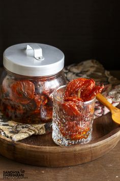 How to Make Oven Dried Tomatoes at home ?