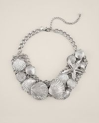 Doris Bib Necklace