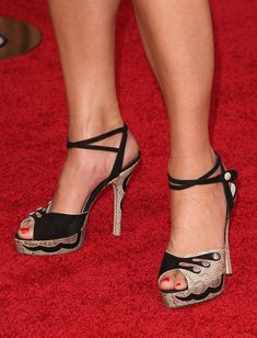 By far exceeds my budget, but I LOVE these Bally shoes that Sandra Bullock has worn