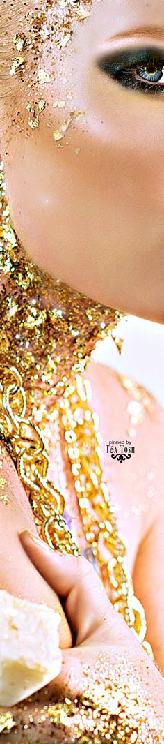 blissed out on bling...