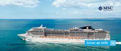 Dreamlines Kreuzfahrten - Schiffsreisen und Flussfahrten online buchen