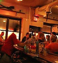 Bar to try out: Welcome to the Johnsons, bar on Rivington near Essex