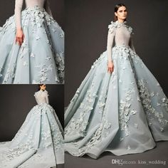 Humble Muslim Short Evening Dresses 2019 Ball Gown Lace Flowers Illusion Islamic Dubai Kaftan Saudi Arabic Evening Gown Prom Dress Weddings & Events