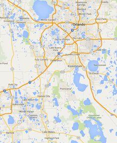 Orlando Area Communities