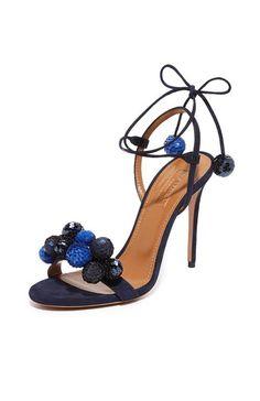 Ladies Lunch Outfits -aquazzura shoes