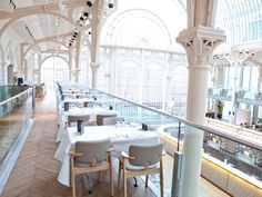 Artek - Projects - Contract Projects - Royal Opera House, London UK
