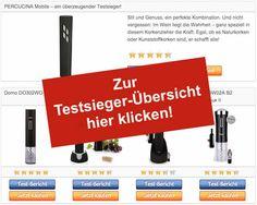 elektrischer Korkenzieher - Testsieger-Tabelle - Stoerer