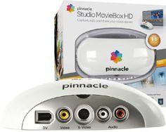 PINNACLE STUDIO MOVIEBOX 14HD USB DIF