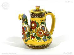 Teteras Cafeteras Pavas | Ceramica Bariloche  Enocntrala en KITCHEN COUNTRY