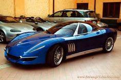 corvette concept-car by roscoe4460, via Flickr