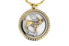 Charm My Story's Chihuahua Only by CharmMyStory on Etsy https://www.etsy.com/listing/223729976/charm-my-storys-chihuahua-only