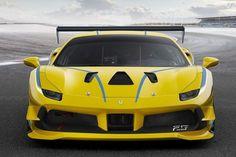 Ferrari 488 Challenge Bi-Turbo