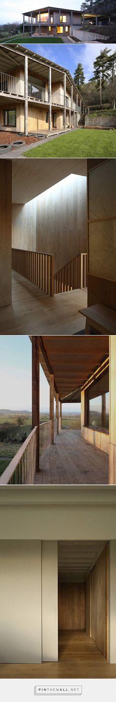 Dundon Passivhaus   Prewett Bizley Architects - http://www.prewettbizley.com/dundon-passivhaus.html