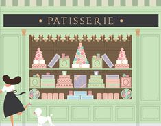 I was mesmerized by the window display of Ladurée Patisserie, a french bakery and sweet maker, on my second trip to Paris. I went twice to their stores at avenue de Champ-Élysées and Rue Royale, and tried their famous pastries, macarons and Saint-Honoré a…