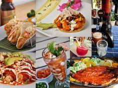 Del mar hasta tu mesa con productos frescos y sabor a la leña Fresco, Tacos, Mexican, Ethnic Recipes, Food, Barbell, Products, Fresh, Essen