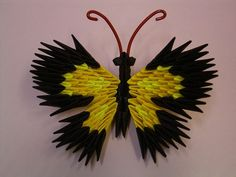 3D Origami - Madame Butterfly