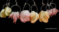 #silver #plata #earrings