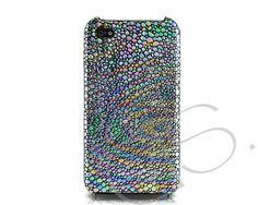 Armor Series iPhone 4 and 4S Case - Black Rainbow  #iphone4 http://www.dsstyles.com/iphone-4-cases/armor-series-iphone-4-case-black-rainbow.html?src=pinterest