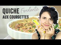 Recette vegan #18 : Quiche aux courgettes goût fromage – La petite Okara