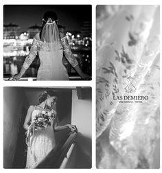 Las Demiero : www.lasdemiero.com Facebook:  https://www.facebook.com/demiero/ #lasdemiero #bodas #novias #vestidodenovia #vestidossirena #vestidosbordados #casamientos #noviavintage