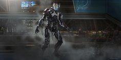 Vingadores: Era de Ultron - Reveladas novas artes incríveis do filme! - Legião dos Heróis