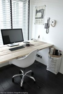 Office Space / Decorating tips: Contrasts