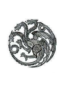Game of thrones-house Targaryen sigil dragon tattoo tattoo tattoo designs tattoo for men tattoo for women tattoo tattoo tattoo tattoo tattoo tattoo tattoo tattoo ideas big dragon tattoo tattoo ideas Game Of Thrones Tattoo, Tatuagem Game Of Thrones, Game Of Thrones Art, Game Of Thrones Drawings, Arrow Tattoo, I Tattoo, Casas Game Of Thrones, Gsme Of Thrones, Daenerys Targaryen