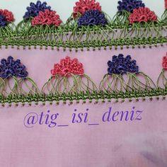 Birbirinden Mükemmel Tığ İşi Oya Modelleri Popular Crochet, Color Harmony, Needle Lace, Beautiful Crochet, Crochet Lace, Handicraft, Needlework, Beads, Sewing