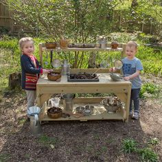 First Mud Kitchen