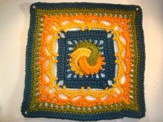Muruseni-blogi | Kalevala CAL-osa7-Lemminkäinen Celtic, Blanket, Crochet, Granny Squares, Ring, Rings, Ganchillo, Jewelry Rings, Blankets