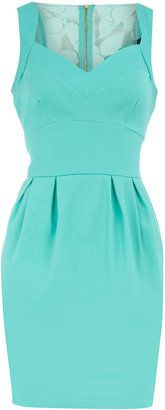 ShopStyle: Closet Aqua lace back dress Lace Back Dresses, Pleated Skirt, Aqua, Fashion Outfits, Summer Dresses, My Style, Skirts, Clothing, Cotton