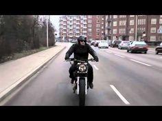 Wrenchmonkees customised Harley XL