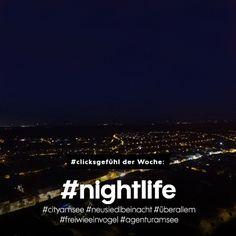 #clicksgefühl der Woche: #nightlife #cityamsee #neusiedlbeinacht #überallem #freiwieeinvogel #agenturamsee Weather, Movies, Movie Posters, Films, Film Poster, Cinema, Movie, Film, Weather Crafts