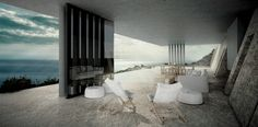 Mirage by KOIS Associated Architects (Tinos, Greece) | Ozarts Etc