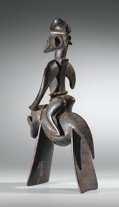 Cavalier, Senufo, Côte d'Ivoire | Lot | Sotheby's