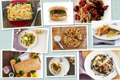 9 meatless meals for the 9 days