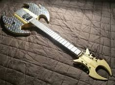 guitar axes - Google Search
