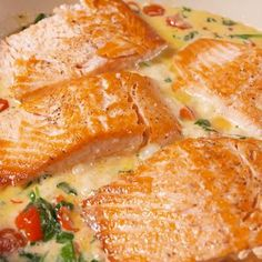 Your new favorite salmon recipe. #food #easyrecipe #ideas #healthyeating #cleaneating